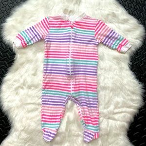 5/25$ striped onesies